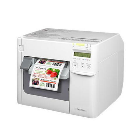 JE35小型彩色标签打印机